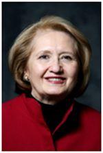 Headshot of Melanne Verveer